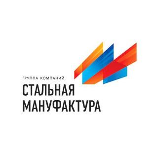Корпоративный сайт группы компаний «Стальная мануфактура»